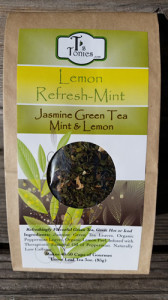 Green Tea Lemon Refresh-Mint
